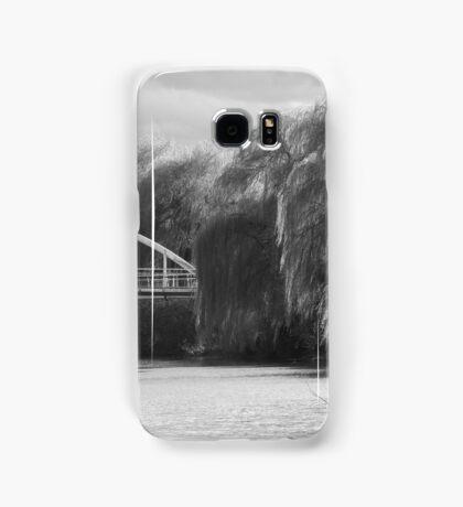 Cambridge River Bridge Phone Case Samsung Galaxy Case/Skin