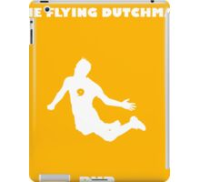 Robin Van Persie!! The Flying Dutchman! iPad Case/Skin