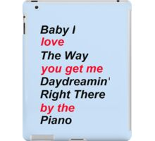 Ariana Grande Songs iPad Case/Skin