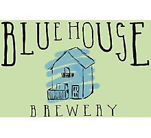 Blue House Brewery Photographic Print