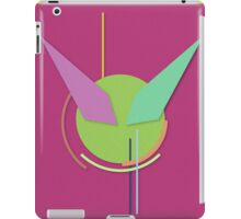 Abstract Shapes and Colors iPad Case/Skin