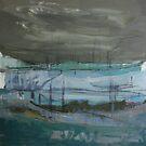 grey landscape by H J Field