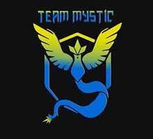 team mystic blue gold Unisex T-Shirt