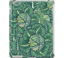 dreaming cabbages iPad Case/Skin