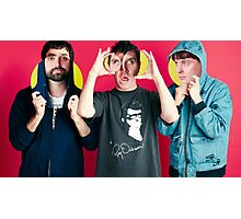 Animal Collective Silly Photographic Print