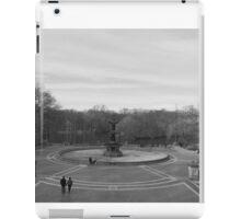 Bethesda in the Winter iPad Case/Skin