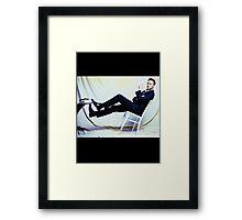 Tipped  Framed Print