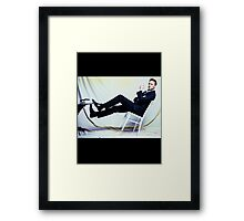 Tipped  Framed Print