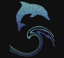 Dolphin Dance Baby Tee