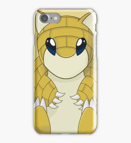 Pokemon Sandshrew iPhone Case/Skin