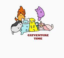 Catventure Time Unisex T-Shirt