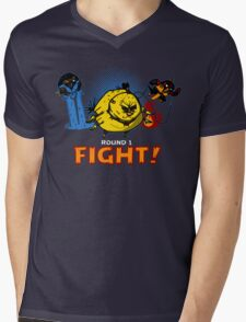 Aviary Kombat Mens V-Neck T-Shirt