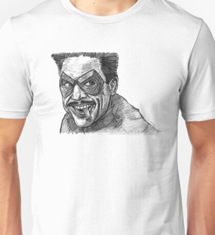 The Comedian Unisex T-Shirt