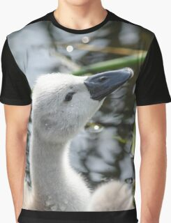 Beautiful Cygnet Graphic T-Shirt