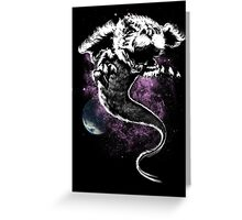The Ever Cosmic Story Greeting Card