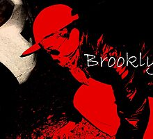 Brooklyn Red by Darius Ferguson