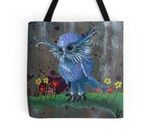 Old Fellow Owl Tote Bag