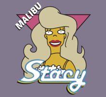 Malibu Stacy Kids Tee