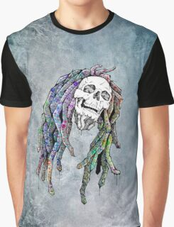 Dead King - Bob Marley Graphic T-Shirt