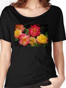 Rose 374 Women's Relaxed Fit T-Shirt