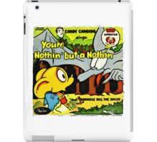 Vintage Record Cartoon iPad Case/Skin