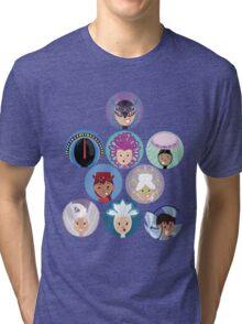 Paint the Night Tri-blend T-Shirt