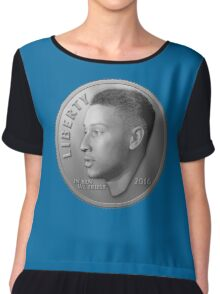 Dimes Look Different in Philly - Ben Simmons (Dime Only Variant) Chiffon Top