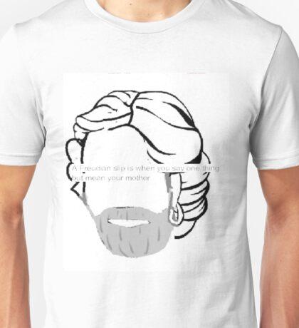 Freudian Slip Unisex T-Shirt