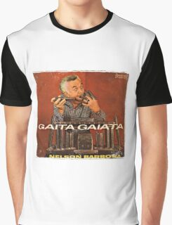Vintage Record Gaita Gaiata Graphic T-Shirt