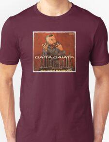 Vintage Record Gaita Gaiata Unisex T-Shirt
