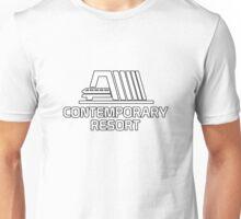 VintageContemporaryWhite Unisex T-Shirt