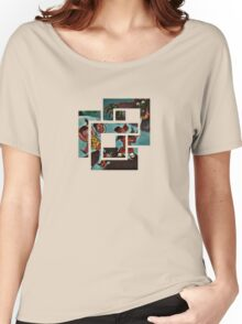 Vintage Jap Cartoon Women's Relaxed Fit T-Shirt