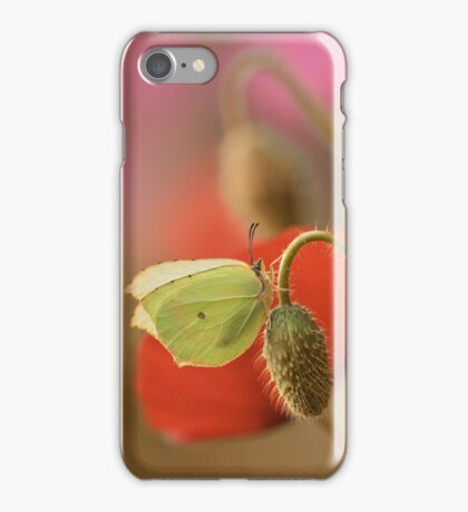 Morning rest iPhone Case/Skin