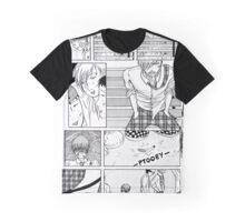 Manga Page Graphic T-Shirt