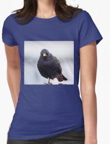 Cheeky Starling Womens Fitted T-Shirt