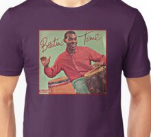 Beating Time Vintage Record Unisex T-Shirt