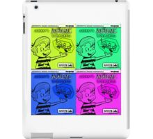 Vintage Cartoon iPad Case/Skin