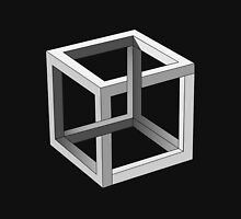 Cube - Perspective Game Unisex T-Shirt