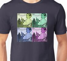 Vintage Pattern Retro Unisex T-Shirt