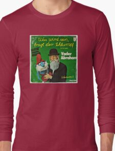 Vander Abraham Smurf Long Sleeve T-Shirt