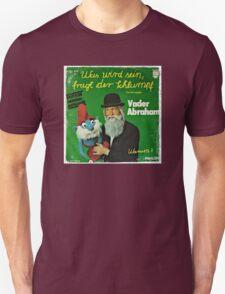 Vander Abraham Smurf Unisex T-Shirt