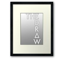 Bastille - The Draw #2 Framed Print