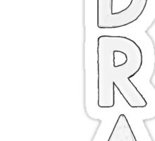 Bastille - The Draw #2 Sticker