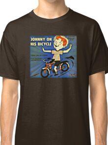 Vintage Record Johnny Bike Classic T-Shirt