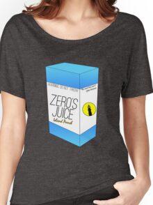 Zero's Juice  Women's Relaxed Fit T-Shirt