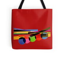 Amazing abstract 60's Vintage cover album Tote Bag