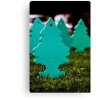 Tree Farm Canvas Print