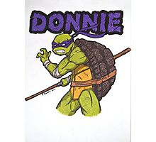 Donnie Photographic Print