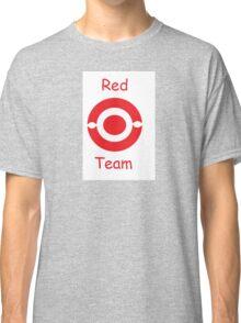 pokemon team red Classic T-Shirt