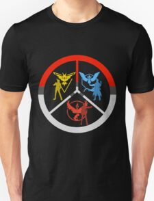 Pokemon Go Teams Unisex T-Shirt